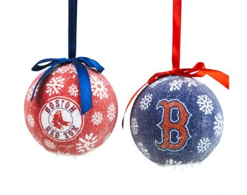 Boston LED Ball Ornaments