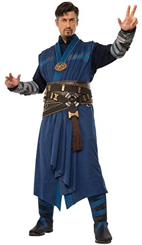 Marvel Doctor Strange Grand Heritage Dr. Strange Adult Costume X-Large