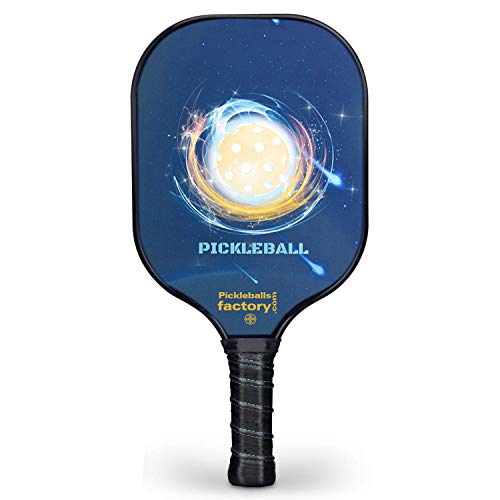 Pickleball Paddles, Pickleball Paddle, Pickleball, Pickleball Paddles Graphite, Planet Pickleball Raqueta, Beach Paddle Ball Pickle Ball Padle Pickle-Ball Game Indoor and Outdoor