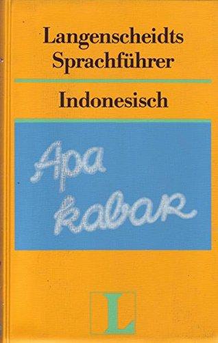 Langenscheidts Sprachführer - Indonesisch