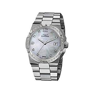 Reloj Sandoz Caractere 81266-70 Mujer Nácar
