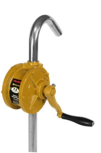 Fill-Rite SD62 Rotary Hand Pump with 3-Piece Steel Suction Pipe