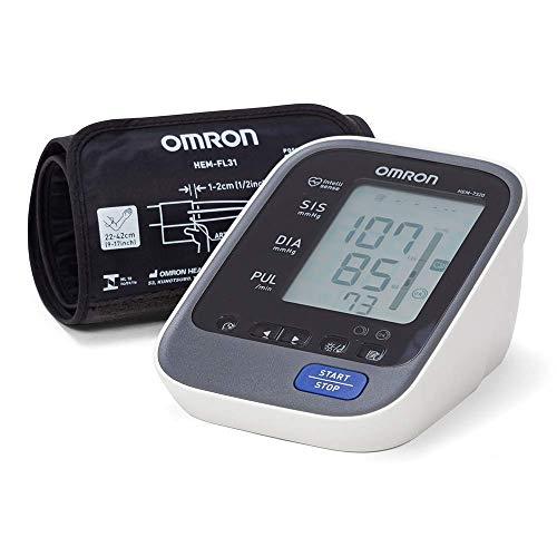Monitor de Pressão Arterial de Braço Elite+ HEM-7320, Omron
