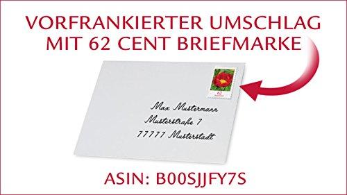 Grußkarte Mit Herz Vorfrankierter Umschlag Mit 70 Cent Briefmarke Als Ergänzung Einer Grußkartenbestellung (8)