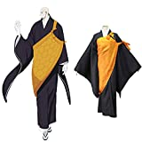 CSLOKTY Cosplay Ropa Anime Land of The Monk del Traje del Traje...