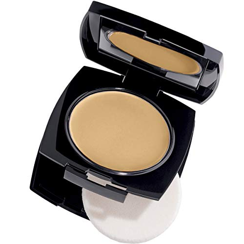 Avon Ideal Flawless Cream to Powder Foundation Nude [Misc.]