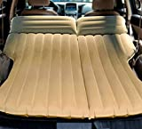 Zooma SUV Auto Reise 4/6 Split aufblasbare Matratze Beflockung Luftbett Camping Universal SUV...