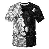 SSBZYES Camisetas De Verano para Hombre Camisetas De Talla Grande Camisetas De Manga Corta De Moda para Parejas Camisetas Estampadas para Hombre Camisetas Estampadas para Mujer