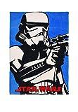 yuhu Star Wars Stormtrooper Kinder Polar Fleece Decke Kuscheldecke 150 x 100 cm