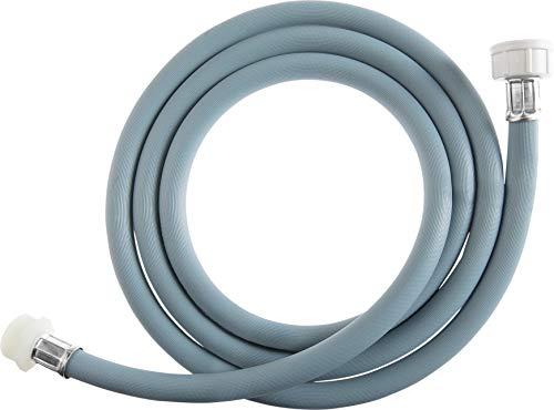 Cornat Maschinen-Zulaufschlauch Verlängerung - 200 cm Länge - 20 bar Betriebsdruck - Aus robustem Kunststoff / Anschlussschlauch für Spül - & Waschmaschine / Verlängerungsschlauch / T357207