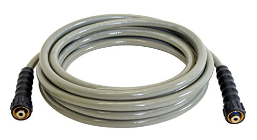 Simpson Cleaning MorFlex M22 3700 PSI Cold Water Pressure Washer Hose, 25 Feet