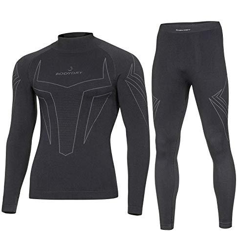 Ensemble de sous-vêtements pour homme «x-sHOCK thermowäsche «sous-ski snowboard ski de fond cyclisme moto pour homme-ensemble de sous-vêtements thermi