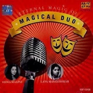 Eternal Magic of Magical Duo - Hema Malini & Lata Mangeshkar Film Compilation / Bollywood Movies Songs / Music