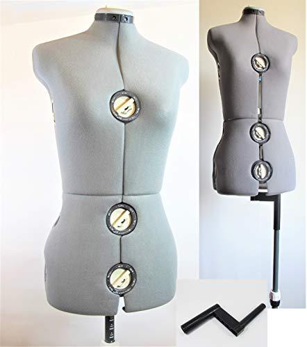 SIERA 150 Buste de Couture réglable avec Adaptateur pour...
