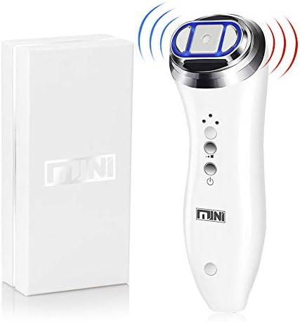 Mini HIFU Machine Portable Heat Up HIFU Facial Machine Home Use Pro Facial Rejuvenation Anti product image