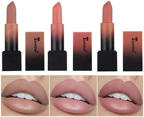 Eyret Velvet Mist Nude Lipstick Set Matte Waterproof Lip Stick Tube Suit High pigments Non faded product image