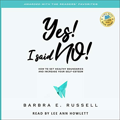 Yes! I Said No! audiobook cover art