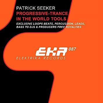 Patrick Seeker Progressive-Trance in the World Tools