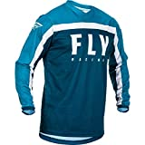 Fly Racing 2020 F-16 Jersey (XX-Large) (Navy/Blue/White)