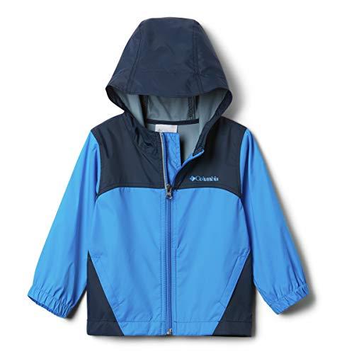 Columbia Jungen Glennaker Rain Jacket Regenjacke, Hyper Blue, 4 Jahre