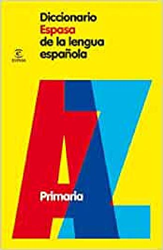 Diccionario Espasa de Primaria (DICCIONARIOS LEXICOS) - 9788467030952