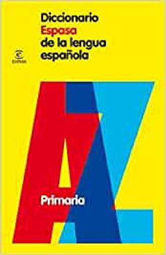 Diccionarios Español Primaria Marca Espasa