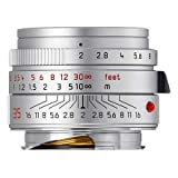 ライカ ズミクロン M f2/35mm ASPH. シルバー