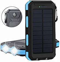 Best solar rechargeable battery pack Reviews