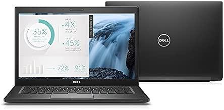 Dell Latitude E7470 FHD Ultrabook Business Laptop Notebook (Intel Core i5 6300U, 8GB Ram, 180GB SSD, HDMI, Camera, WiFi, Bluetooth) Win 10 Pro (Renewed)