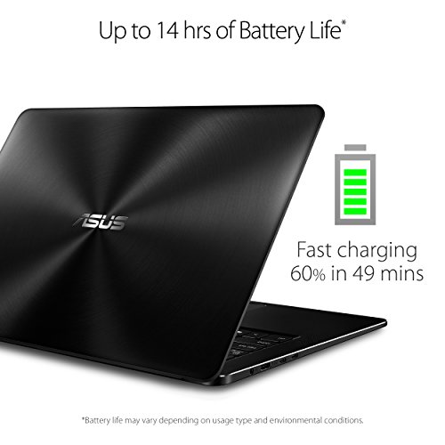 "ASUS ZenBook Pro 15 Thin & Light Ultrabook Laptop, 15.6"" Full HD..."