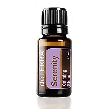 doterra essential oils serenity