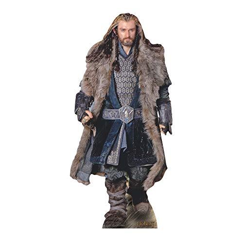 STAR CUTOUTS - Stsc668 - Figurine Géante - Thorin - The Hobbit - 161 Cm