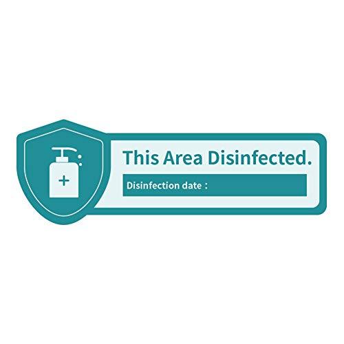 VESNAHOME 24,9 x 8,3 cm Warnschild zur Prävention, Keep Your Distance Social Distancing, Please Use Hand Desinfektionsmittel-Schild, Welcome Shop Schild für Restaurant etc. Inhaltsangabe, beige