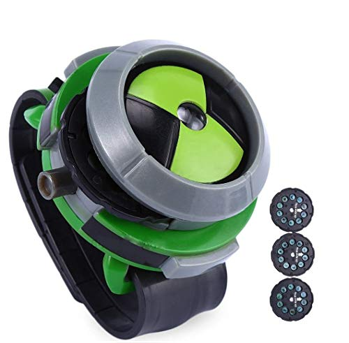 Anime Ultimate Omnitrix Uhr Projektor Ben 10 Alien Force und Mysterious Projection Actionfiguren Modell Spielzeug für Kinder