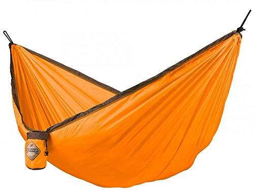 LA SIESTA Colibri - Hamac de voyage simple avec fixation Orange