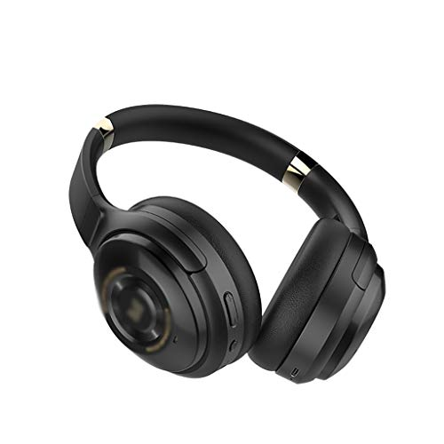 SKK Auriculares Gamer IPX5 Impermeable Activo Cancelación Cancelación Auriculares Bluetooth Gaming Headset...