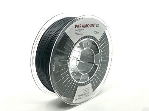 Paramount 3D PETG + Carbon Fiber (Black) 1.75mm 1kg Filament [CF810031560202]