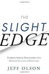 the ripening, notes, quotes, The Slight Edge, Jeff Olson
