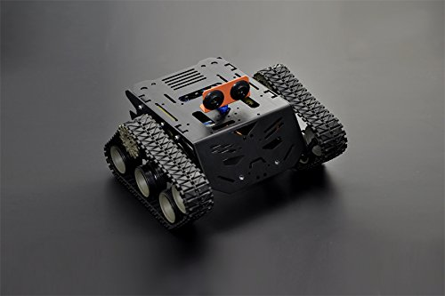 DFRobot Devastator Tank Mobile Robot Platform, ROB0112, Roboterplattform, Roboter