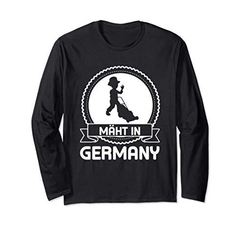 MÄHT IN GERMANY | Rasenmähen...