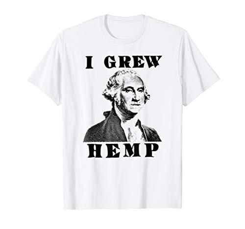 Ripple Junction George Washington I grew hemp