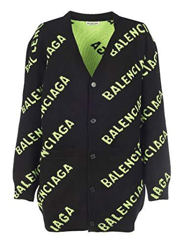 Luxury Fashion | Balenciaga Dames 620984T15679113 Zwart Wol Vesten | Lente-zomer 20