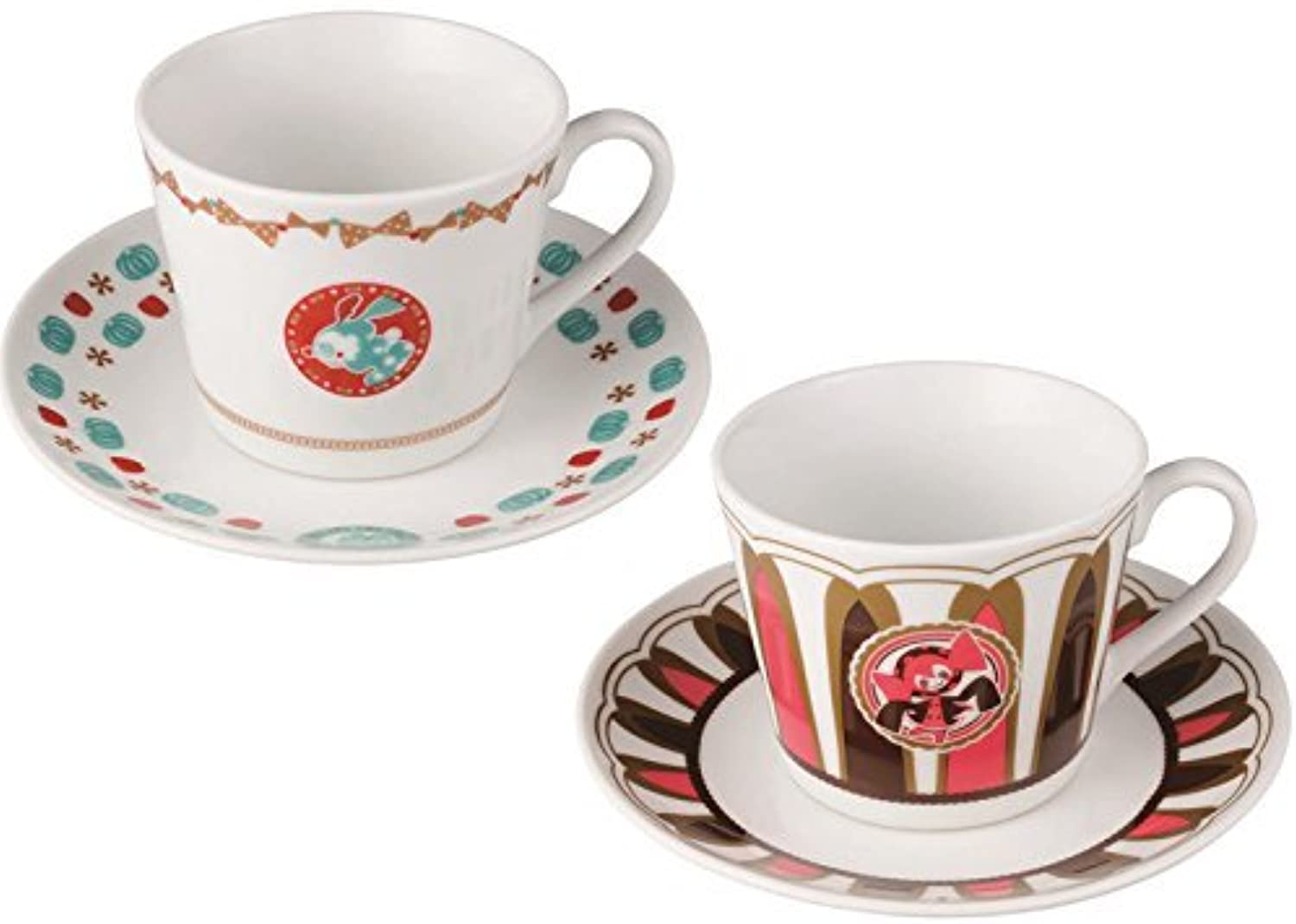 The most lottery Magical Girl Madoka Magica Magiccrafta ¢ G Award tea cup and saucer full two