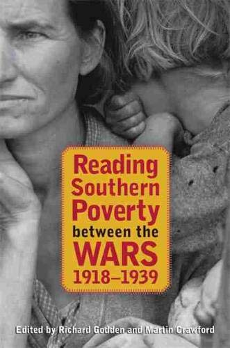Reading Southern Poverty between the Wars, 1918-1939