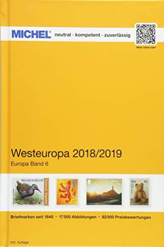 Westeuropa 2018/2019 (EK 6) (MICHEL-Europa) (MICHEL-Europa / EK)