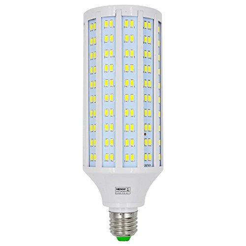 MENGS E27 Lampe à LED 40W AC 85-265V, Blanc Froid 6500K, 280x5730 SMD