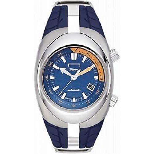 Orologio Pirelli Pzero tempo automatico diver R7921110035 300mt blu gomma