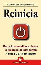 Reinicia (Gestión del conocimiento) (Spanish Edition)