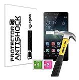 Protector de Pantalla Anti-Shock Anti-Golpe Anti-arañazos Compatible con Amigoo A5000