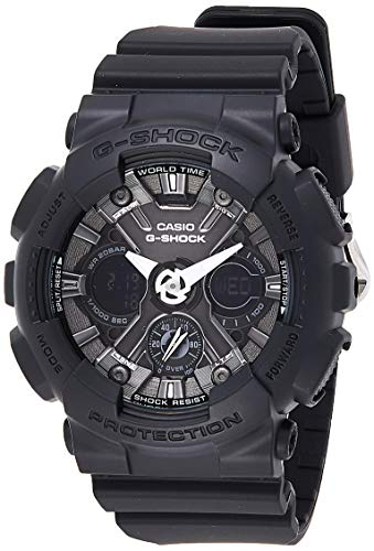 G-Shock Women's GMA-S120MF-1ACR Black One Size